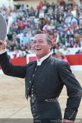 Maestro Vitor Mendes Triunfa e encanta afición