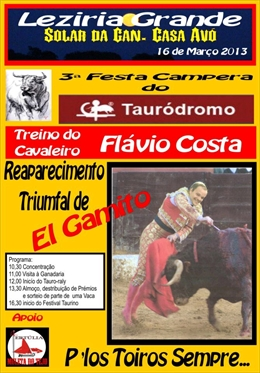 3ª Festa Campera Taurodromo.com