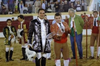 Filipe Gonçalves e Amadores S. Manços triunfam na Terrugem