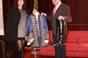 Imagens da oferta da casaca de Bastinhas ao novo museu do Campo Pequeno
