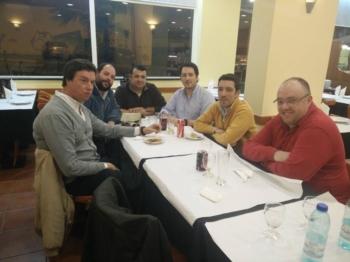 Taurodromo.com realizou jantar de colaboradores