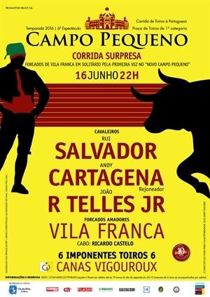 Andy Cartagena e Juan del Álamo triunfam em Espanha