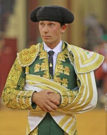 Mais um matador de toiros em Portugal