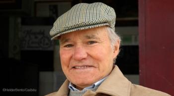 Maestro José Júlio Homenageado hoje na corrida mista da Feira de Outubro Em Vila Franca