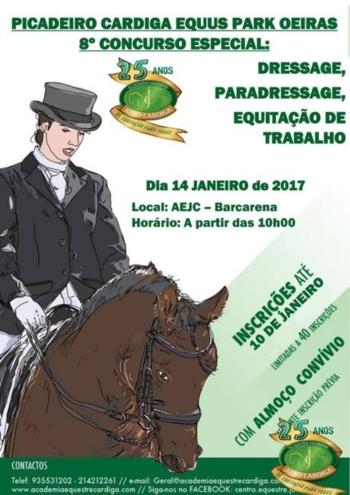 Academia Equestre João Cardiga inaugura o CARDIGA EQUUS PARK OEIRAS