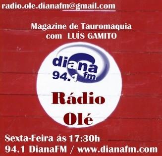 Tauronews e espectáculos da Páscoa em destaque no próximo Rádio Olé