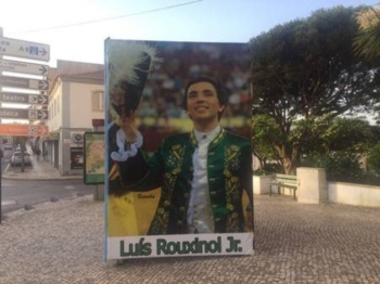 Rouxinol Jr. com grande promoção em Sobral de Monte Agraço