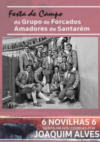 Grupo de Santarém - Festa de Campo 2017 no Campo Pequeno TV