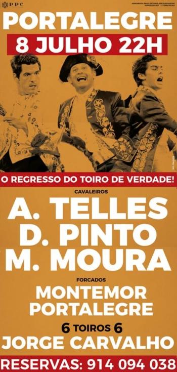 CORRIDA DIA 8 de JULHO 22h00 - PORTALEGRE