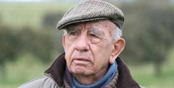 Falecimento de Victorino Martín Andrés