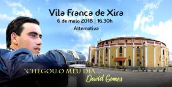 Faenas TV - videos David Gomes a caminho da alternativa