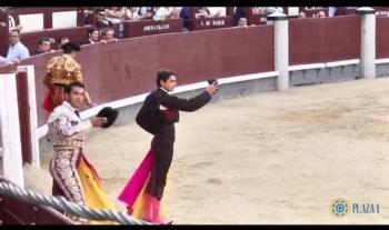 João Ferreira, em destaque, em Las Ventas