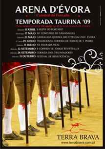 Temporada'09 Arena D'Évora