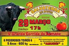 Ganadaria espanhola dia 29 de Março em Salvaterra