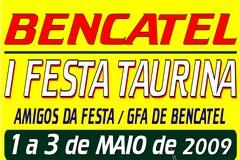 I Festa Taurina em Bencatel
