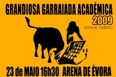 Garraiada Académica dia 23 Maio em Évora