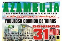 Corrida de Toiros dia 31 de Maio na Azambuja