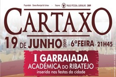 1ª Garraiada Académica do Ribatejo no Cartaxo