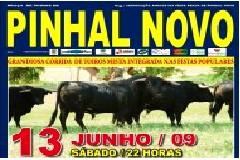 Declarações do Matador e Cabos dos Forcados para a nocturna de hoje no Pinhal Novo