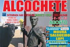 Casa Encheu em Alcochete!