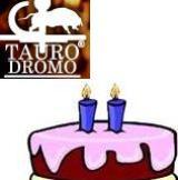 O TAURODROMO está de Parabéns