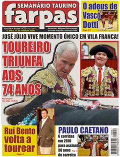 Farpas - edição 508 - 5ª feira, 15 de Outubro 2009