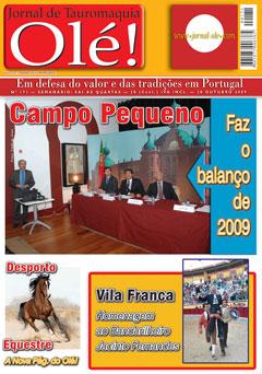 Edição nº 171 do Jornal Olé!