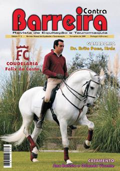 Edição N.º 2 da Revista CONTRA BARREIRA já se encontra nas bancas!