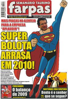 Farpas - edição 513 - 5ª feira, 19 de Novembro 2009