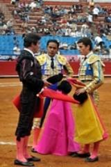 Ponce, Cayetano e Venegas em Jaén