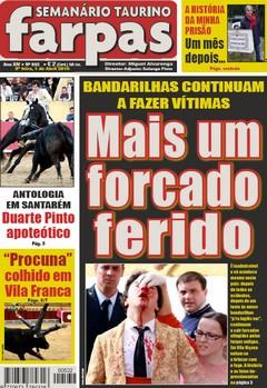 Jornal Farpas - Quinta-Feira nas Bancas!