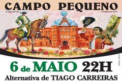 Tiago Carreiras alternativa Quinta-Feira em Lisboa