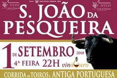 São João da Pesqueira recebe Corrida de Toiros à Antiga Portuguesa