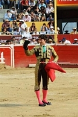 Triunfo de Alberto Espinoza
