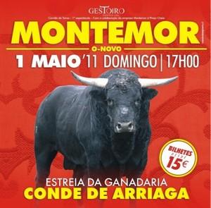 Ganadaria Conde de Arriaga estreia-se em Montemor