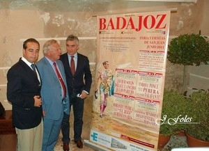 Apresentação da Feira Taurina de Badajoz