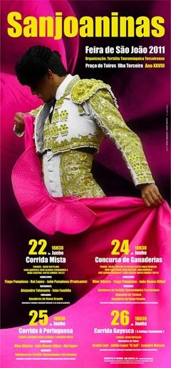 É hoje o inicio das Sanjoaninas 2011