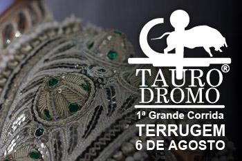 Mais Bilhetes para a 1ª Corrida de Toiros Taurodromo.com na Terrugem