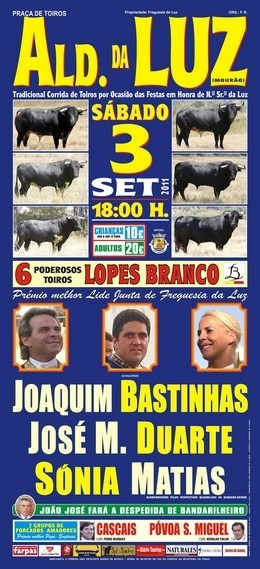 José Manuel Duarte e Grupo de Cascais Triunfam na Aldeia da Luz