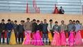 Imagens da Aula Prática da Escola de Toureio da Azambuja