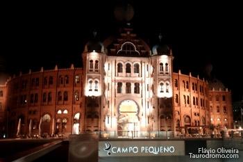 Campo Pequeno lança Campanha de Natal para o Abono de 2012