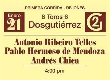 É já dia 21 que António Telles Actuará em Medellin