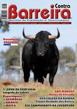 Revista Contra Barreira de Março já nas bancas!