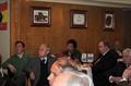 Imagens do jantar de homenagem ao antigo Matador de Toiros  António dos Santos.