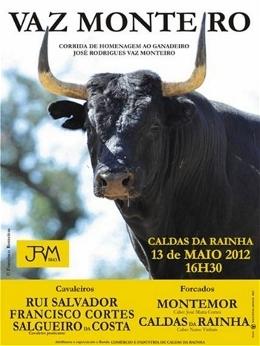 Toiros Vaz Monteiro geram enorme expectativa para as Caldas da Rainha