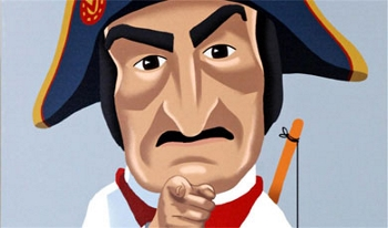 I want you for San Firmín 2012!