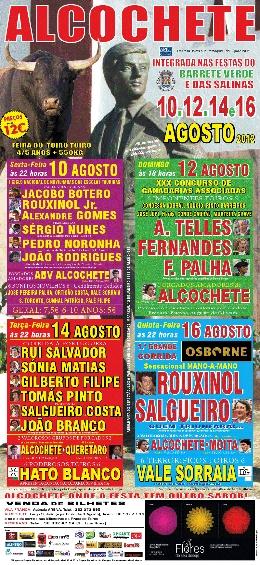Feira de Alcochete - I Ciclo Nacional de Novilhadas