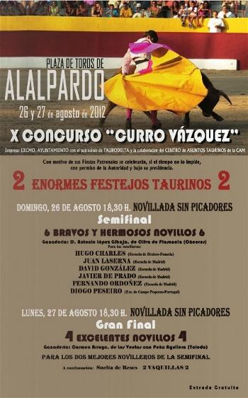 Diogo Peseiro em Alalpardo