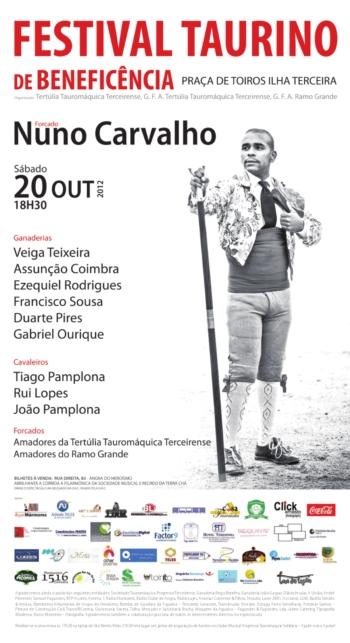 Da Ilha Terceira Até à Moita, por Nuno Carvalho