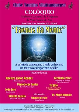 Faenas da Mente - Clube Taurino Vilafranquense